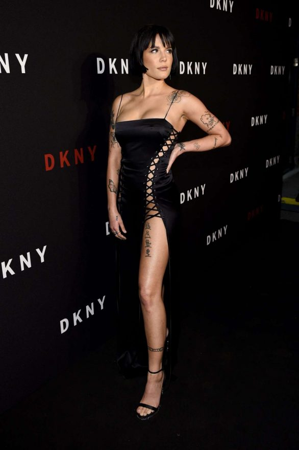 Halsey 2019 : Halsey – 30th anniversary of DKNY Party-11