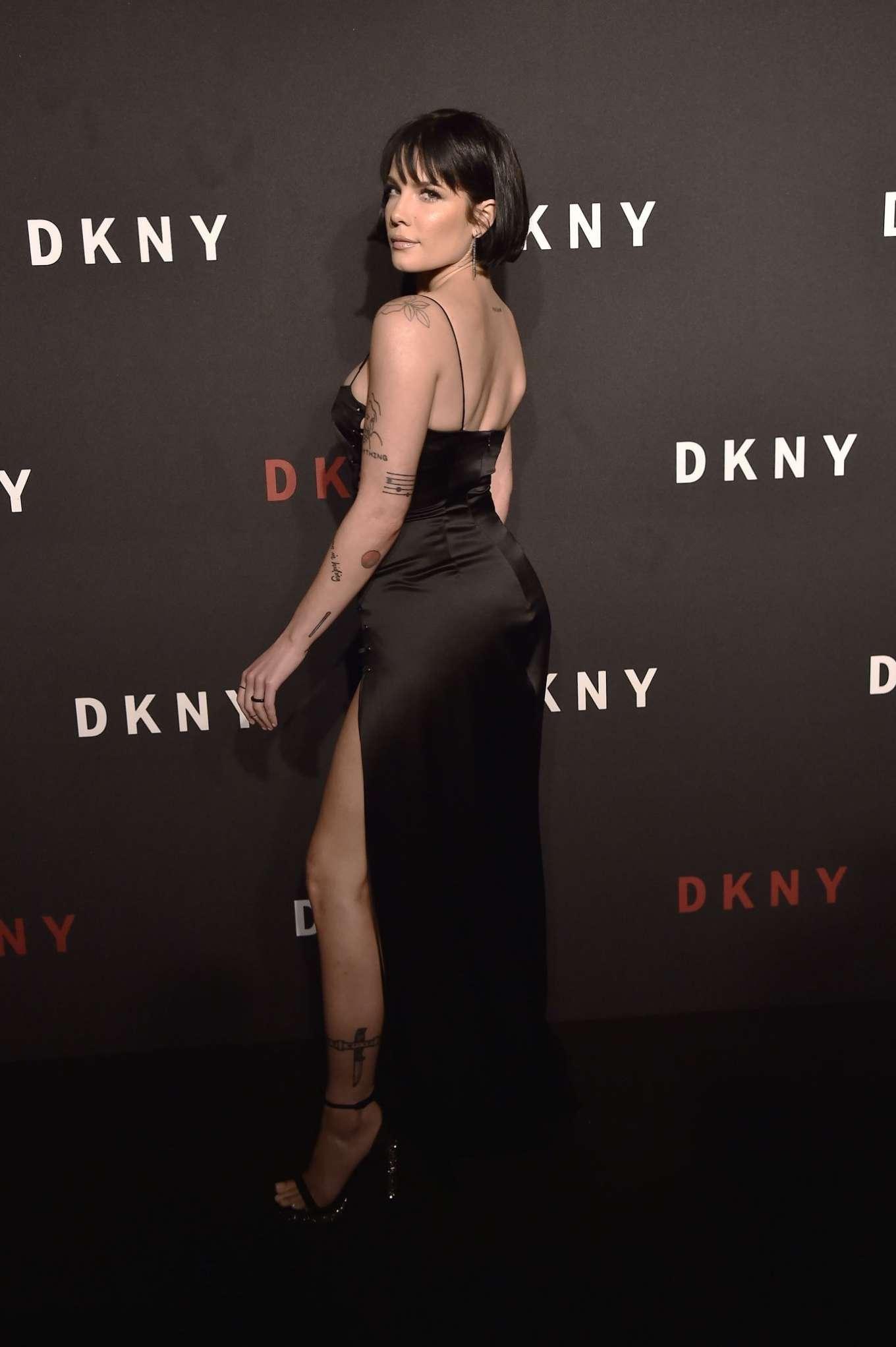 Halsey 2019 : Halsey – 30th anniversary of DKNY Party-15