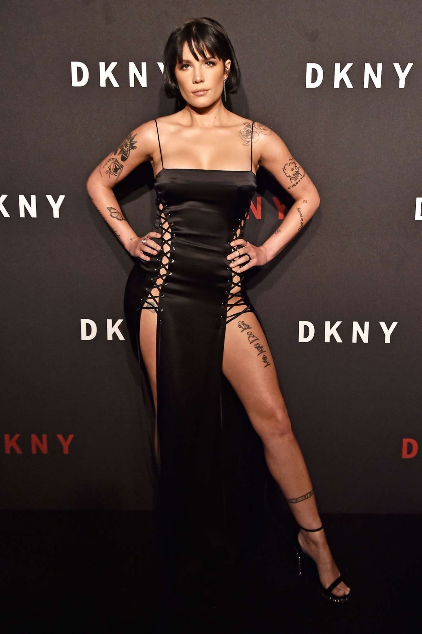 Halsey 2019 : Halsey – 30th anniversary of DKNY Party-18