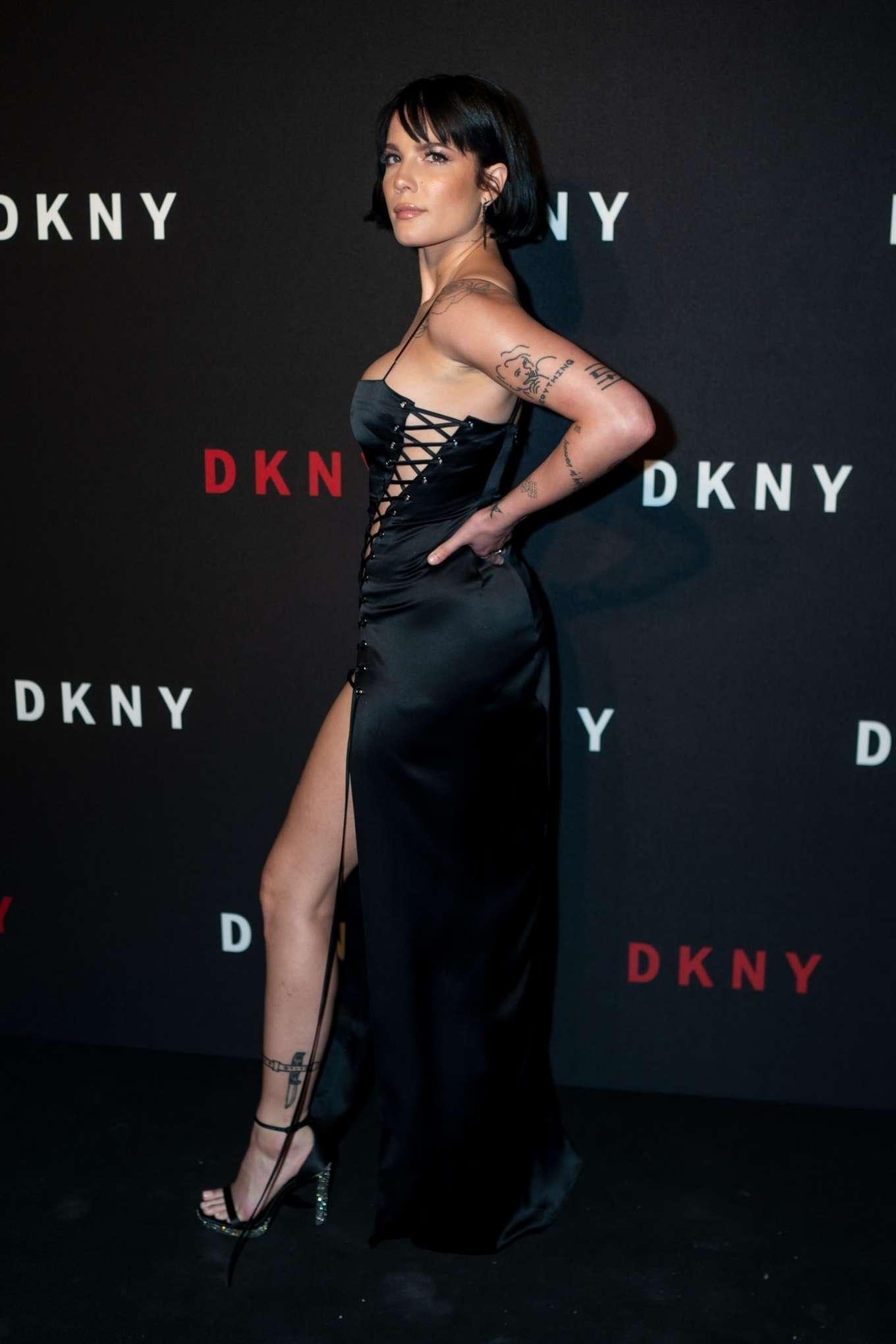 Halsey 2019 : Halsey – 30th anniversary of DKNY Party-20