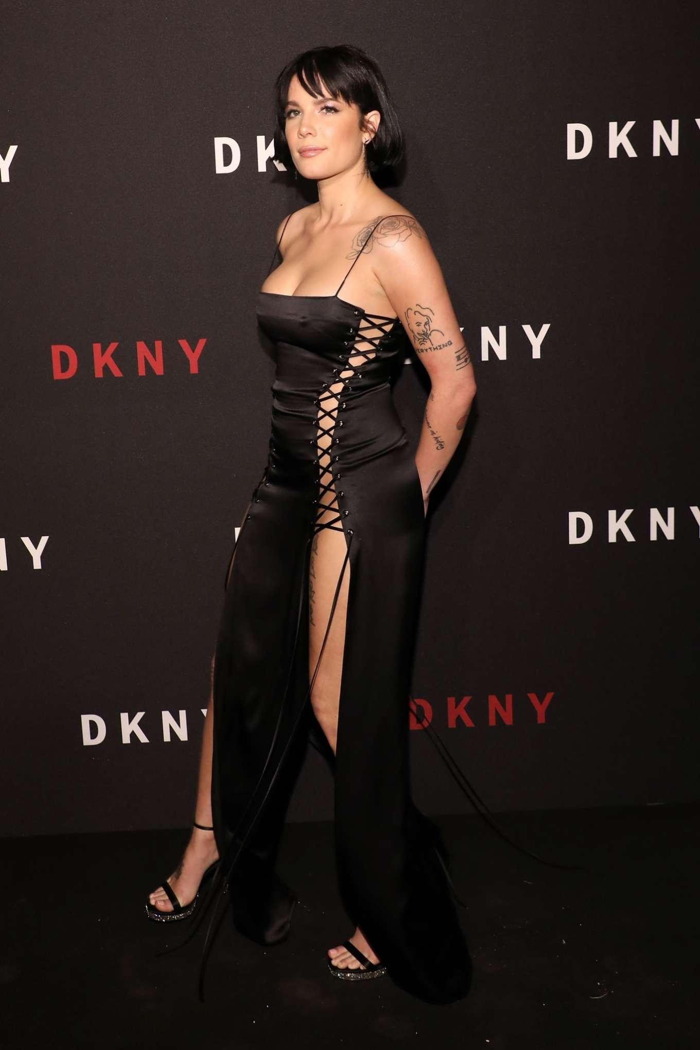 Halsey 2019 : Halsey – 30th anniversary of DKNY Party-22