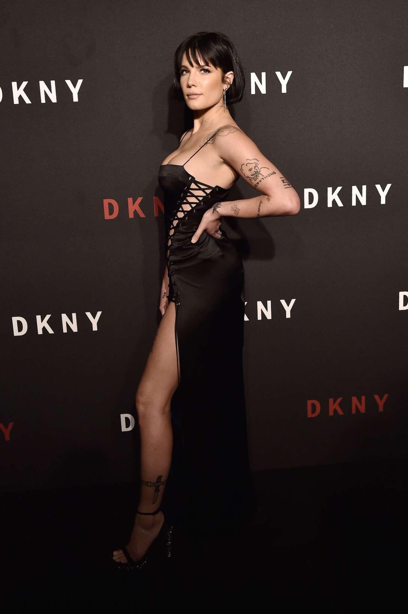 Halsey 2019 : Halsey – 30th anniversary of DKNY Party-23