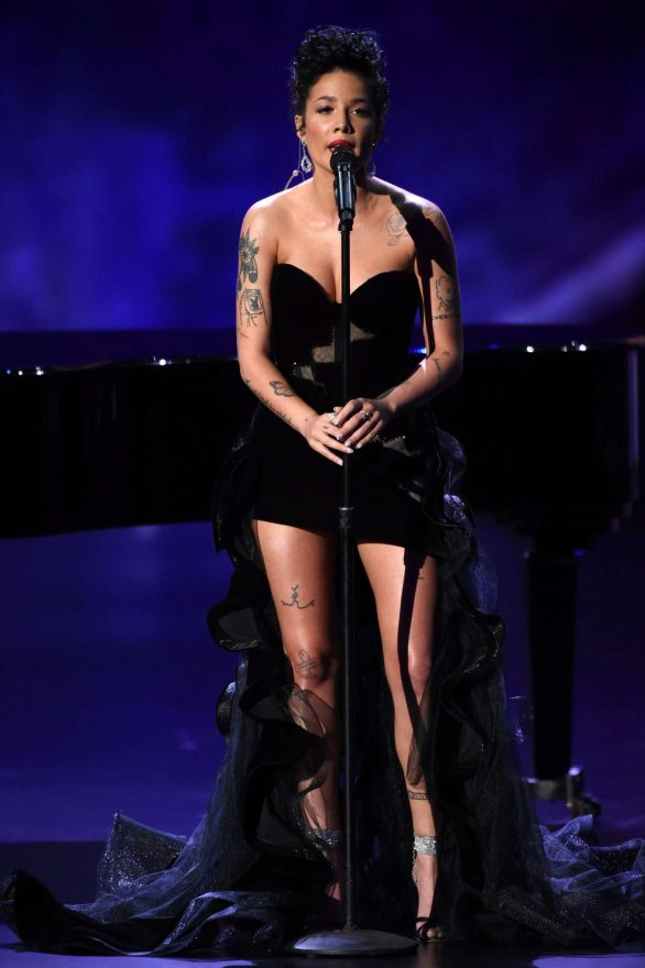 Halsey - 2019 Emmy Awards Performance in Los Angeles