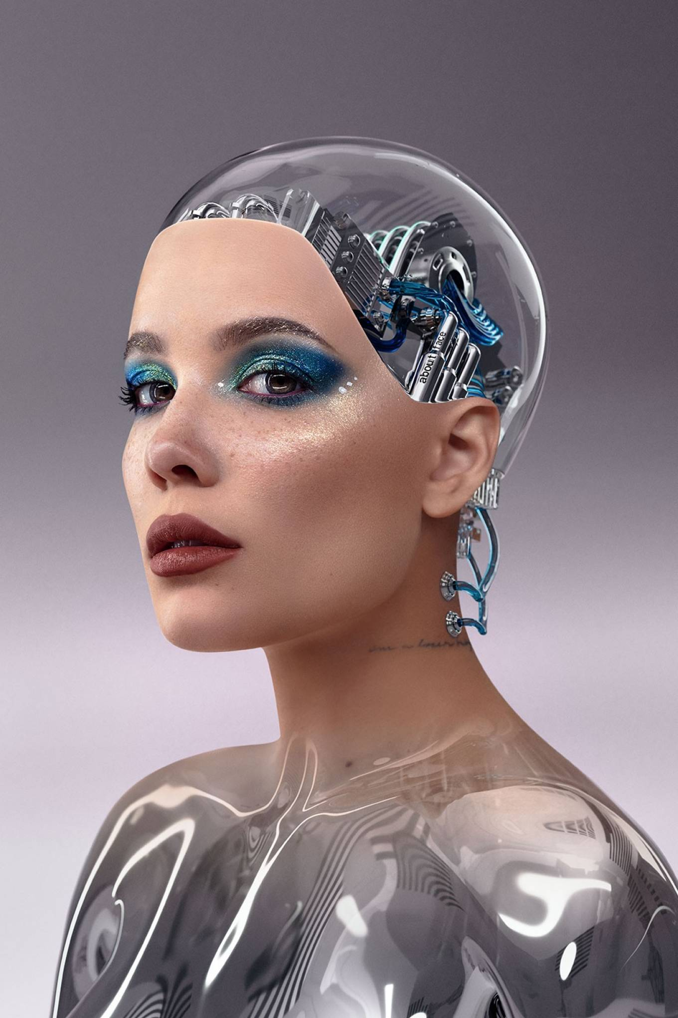 Halsey - About-Face Fractal Collection 2021