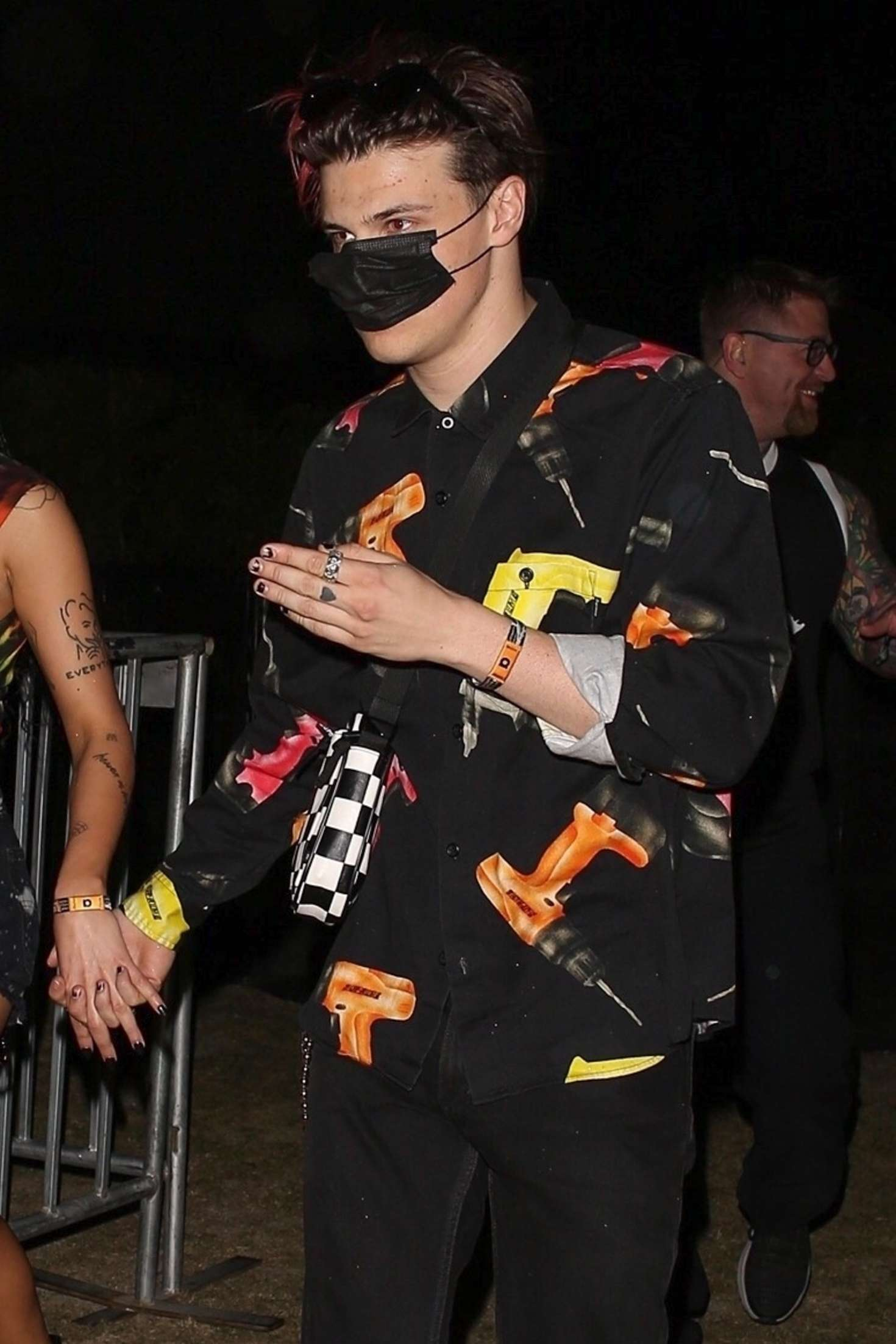 Halsey 2019 : Halsey and Yungblud at Coachella Valley Music and Arts Festival -04