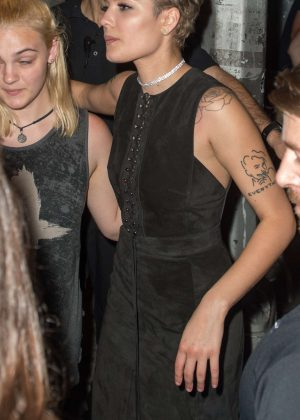 Halsey at Marquee Night Club in New York