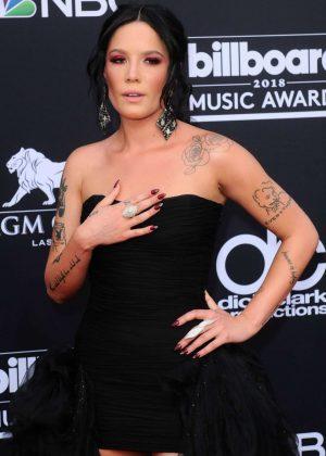 Halsey - Billboard Music Awards 2018 in Las Vegas