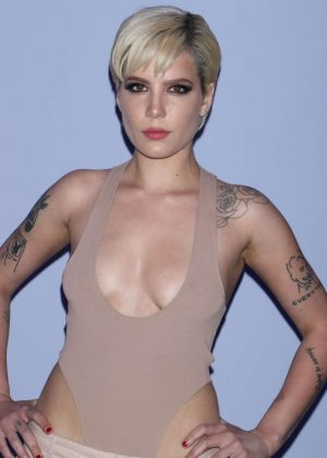 Halsey - Dior Collection Launch Party SS 2018 in New York