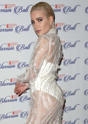 Halsey - EndoFound Blossom Ball 2018 in New York