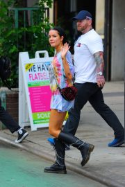 Halsey gets - Seen at Tatsu Ramen in East Village - New York