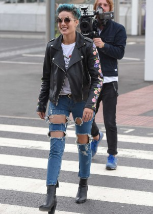 Halsey - Heathrow airport in London