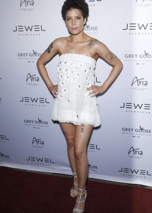 Halsey - Jewel Nightclub Grand Opening Weekend in Las Vegas