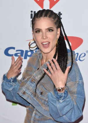 Halsey - KIIS-FM Jingle Ball 2017 in Los Angeles