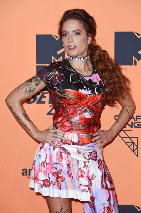 Halsey - MTV European Music Awards 2019 in Seville