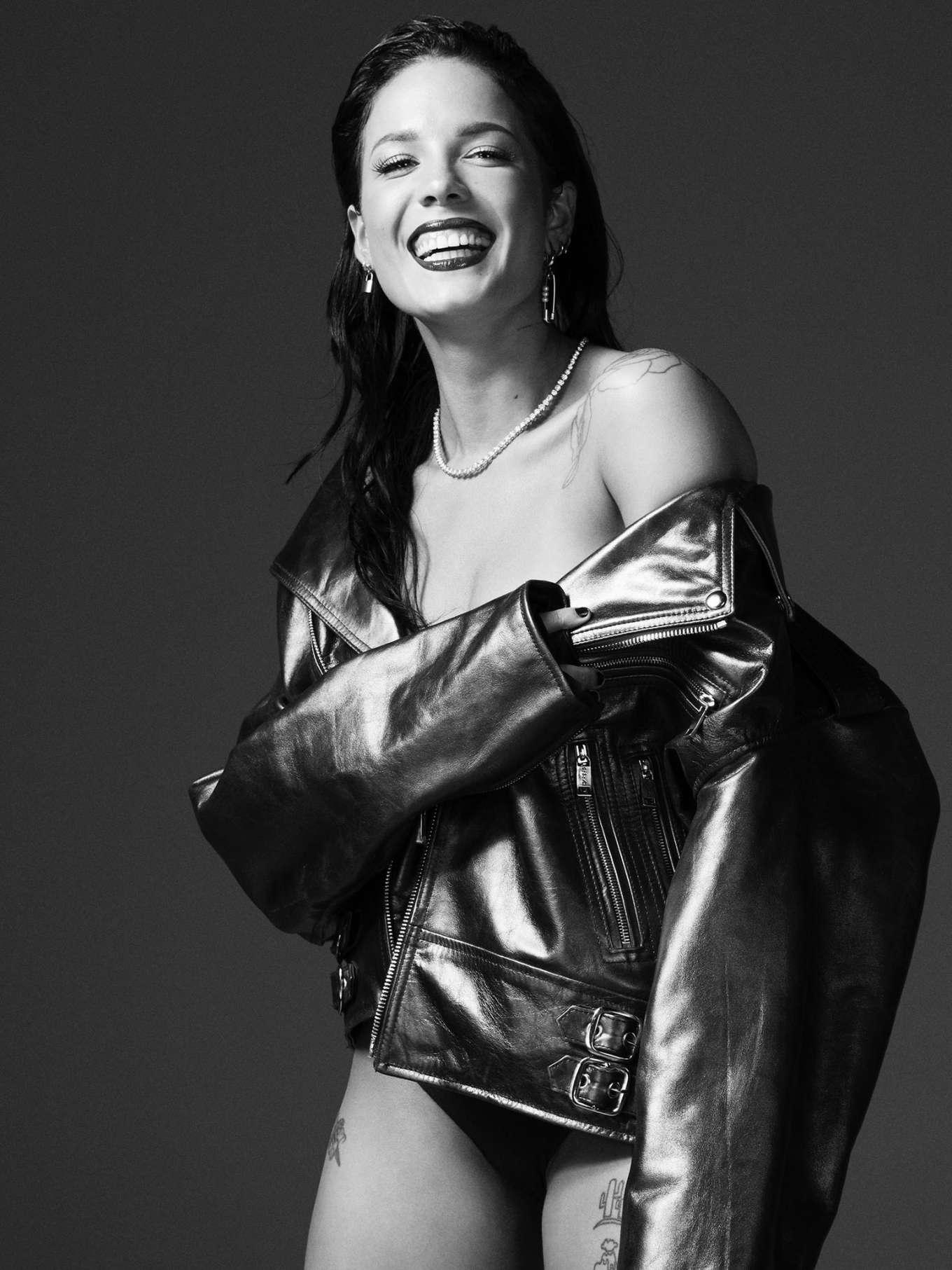 Halsey 2019 : Halsey – Phoenix Magazine 2019-04