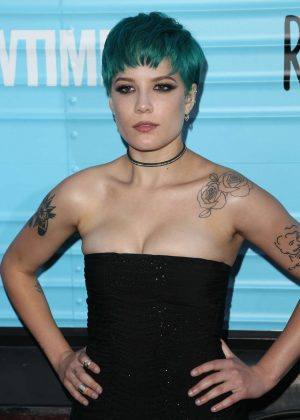 Halsey - 'Roadies' Premiere in Los Angeles