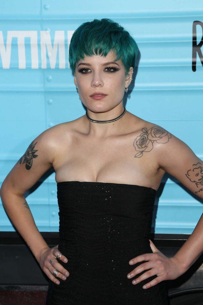 Halsey - 'Roadies' Premiere in Los Angeles
