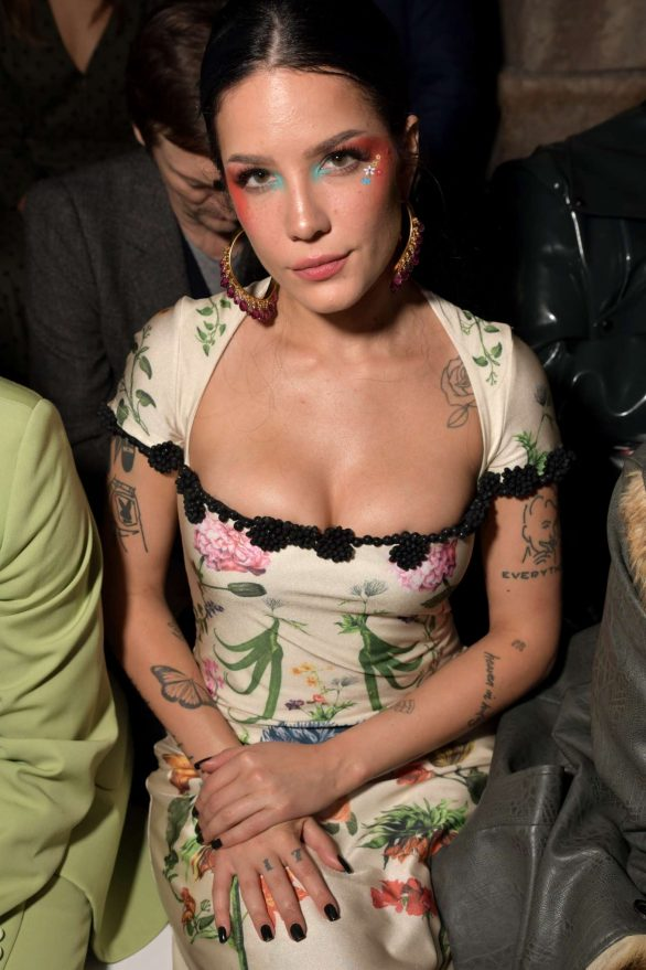 Halsey - YProject Fashion Show SS 2020 at Paris Fashion Week