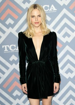 Halston Sage - 2017 FOX Summer All-Star party at TCA Summer Press Tour in LA