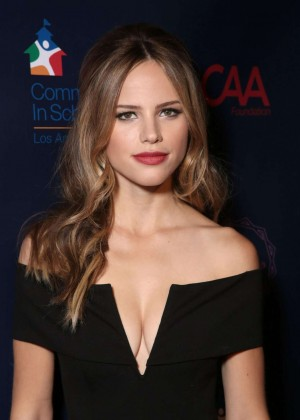 Halston Sage - CAA's Young Hollywood Party Benefit in West Hollywood