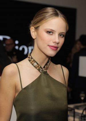 Halston Sage - Dior Lady Art Pop Up Boutique Opening in LA