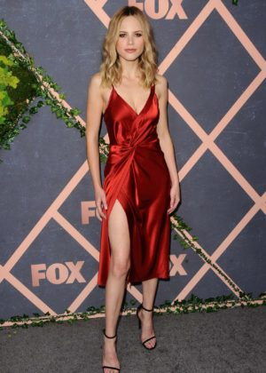Halston Sage - Fox Fall Premiere Party Celebration in LA
