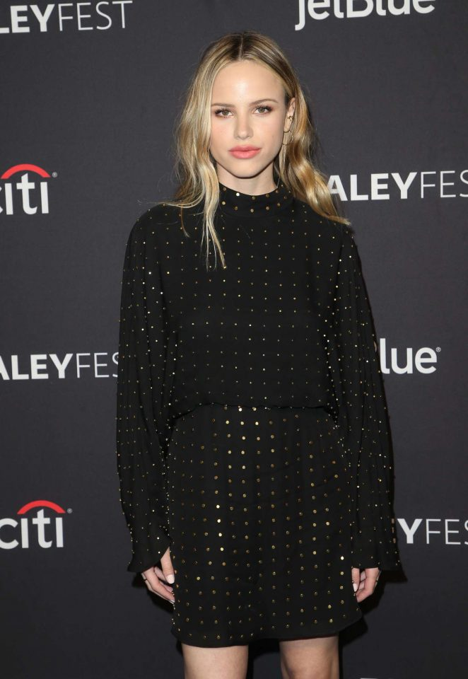 Halston Sage - 'The Orville' Premiere in Los Angeles