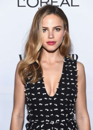 Halston Sage - Vanity Fair and L'Oreal Paris Toast to Young Hollywood in West Hollywood