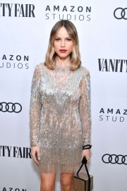 Halston Sage - Vanity Fair x Amazon Studios Awards Season Celebration in LA
