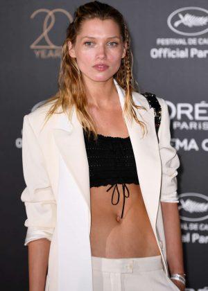 Hana Jirickova - L'Oreal 20th Anniversary Party in Cannes