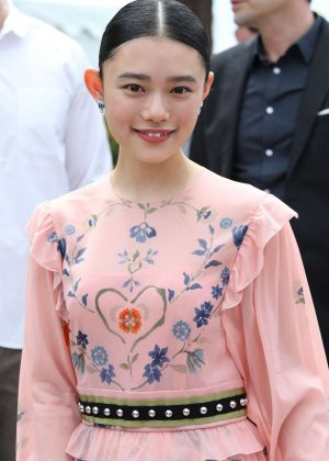 Hana Sugisaki 'Blade of the Immortal' Photocall at 70th Cannes Film Festival