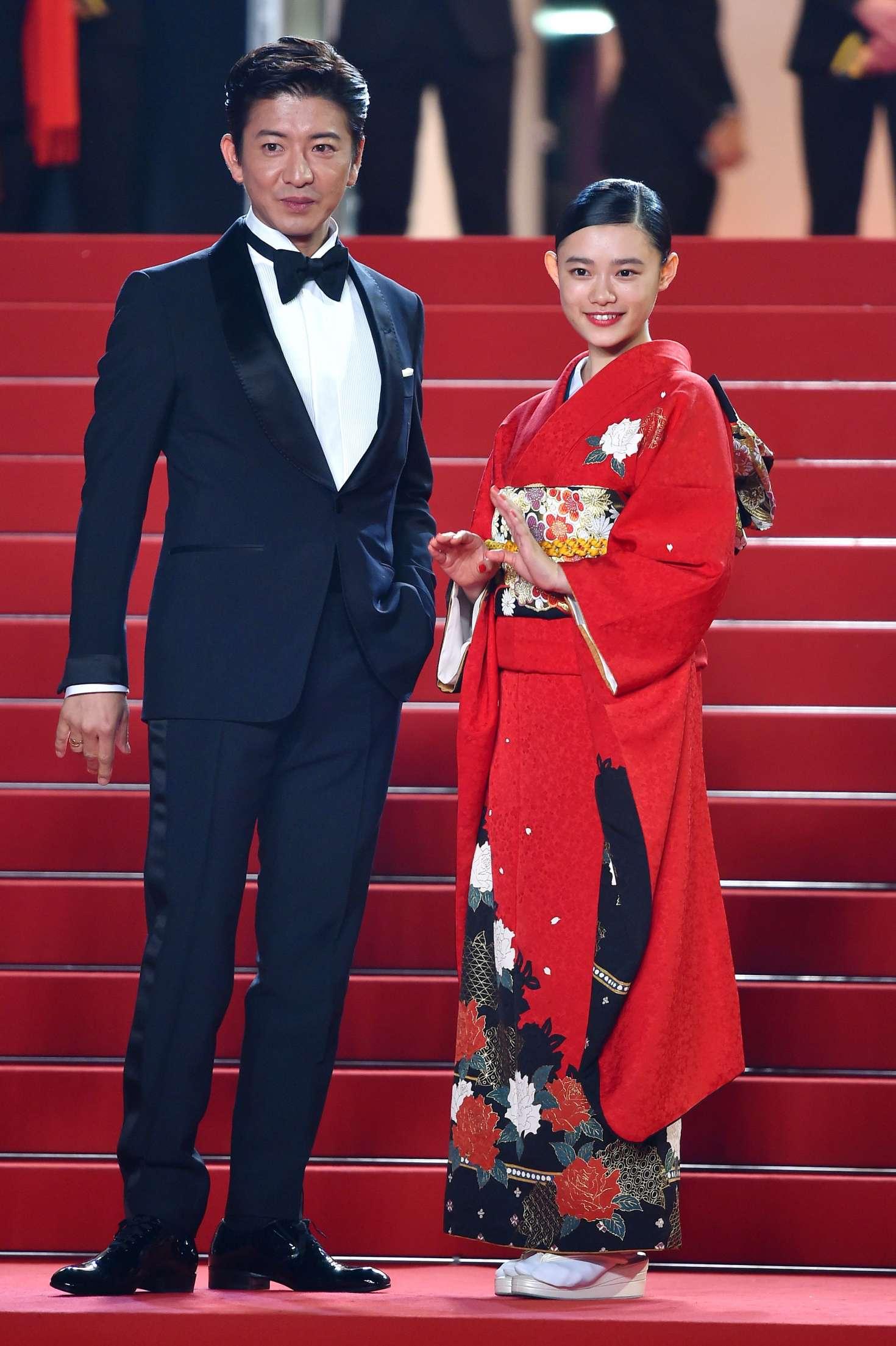 Hana Sugisaki: Blade of the Immortal Premiere at 70th