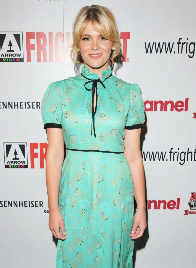 Hannah Arterton - 'Heretiks' Premiere in London