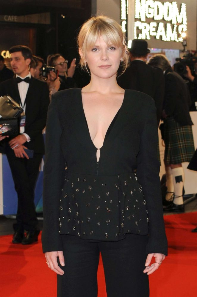 Hannah Arterton - 'Stan and Ollie' Premiere at  BFI London Film Festival