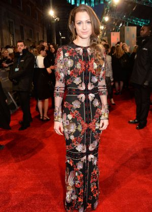 Hannah Bagshawe - 2017 British Academy Film Awards in London