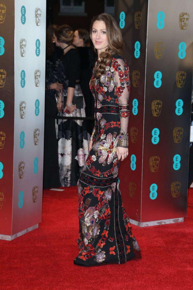Hannah Bagshawe: 2017 BAFTA Awards -02