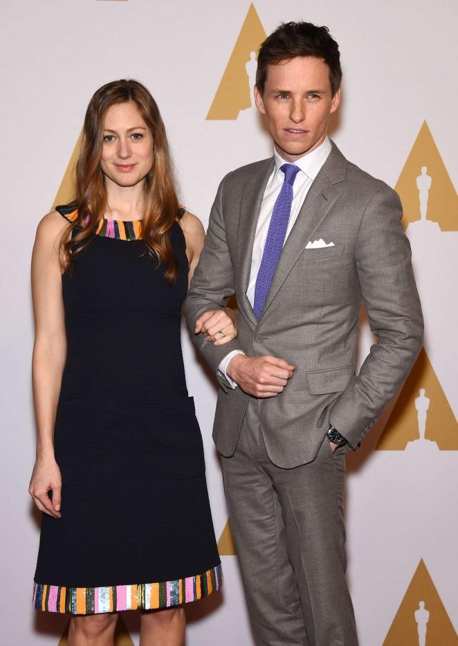 Hannah Bagshawe - Oscar Nominee Luncheon 2016 in Los Angeles