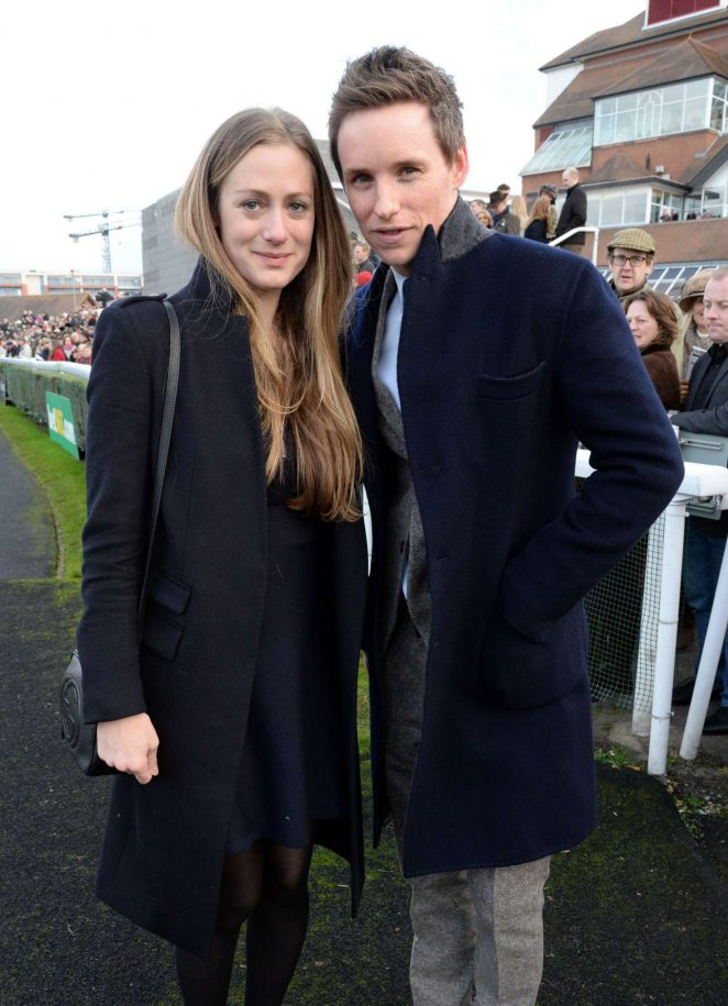 Hannah Bagshawe - The Hennessy Gold Cup at Newbury Racecourse in England