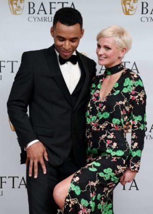 Hannah Daniel – BAFTA 2017 in Cardiff