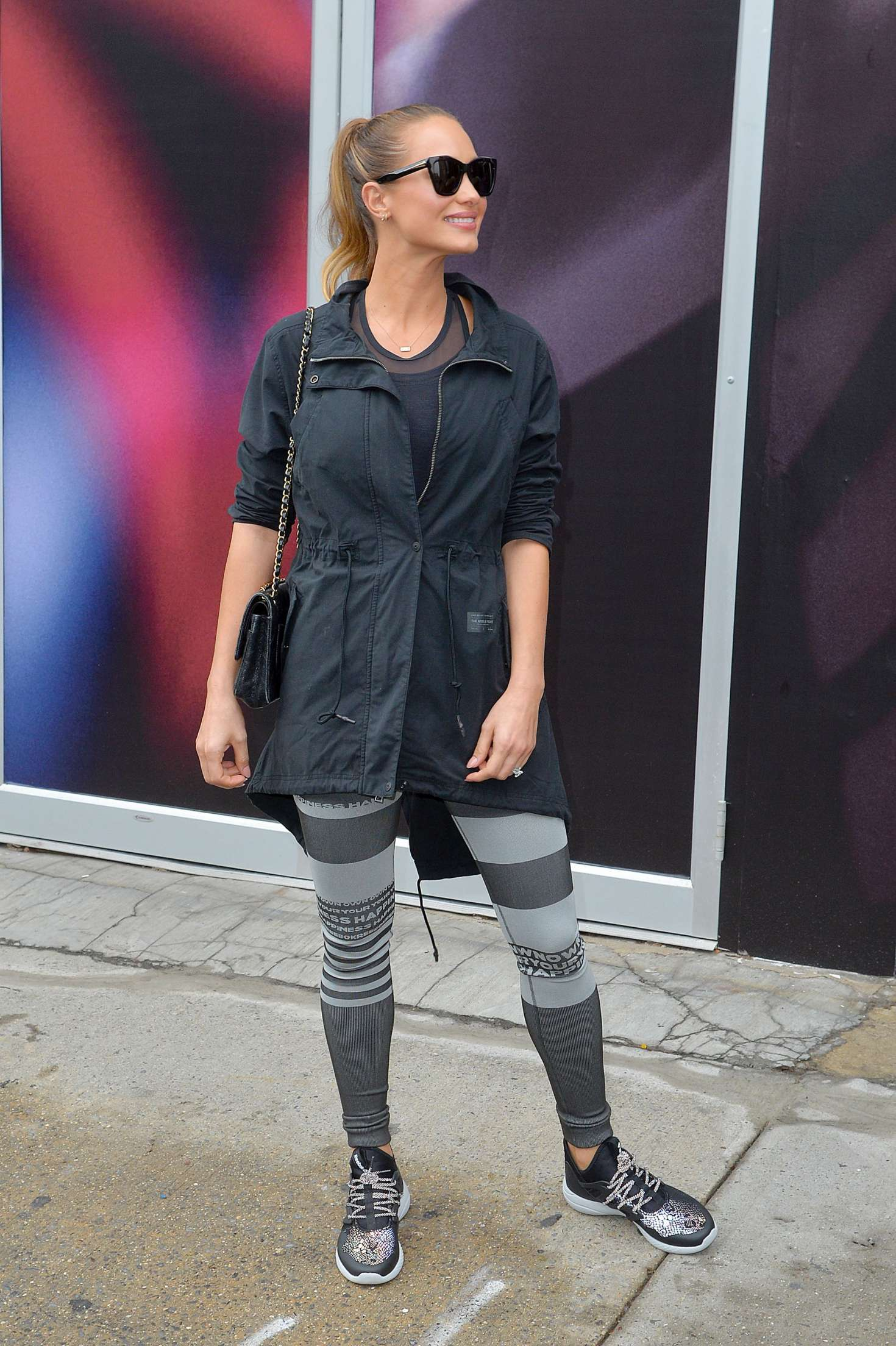 Hannah Davis out and about in New York   Hannah-Davis-out-and-about-in-New-York--06