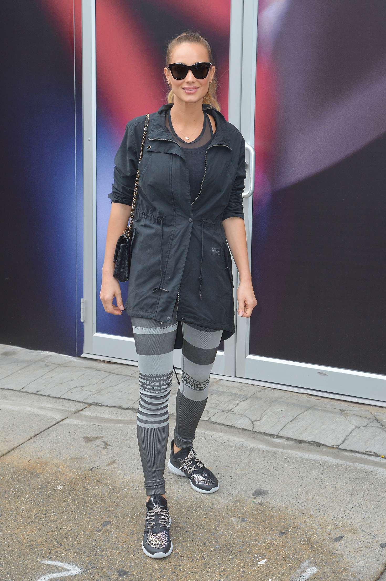 Hannah Davis out and about in New York   Hannah-Davis-out-and-about-in-New-York--07