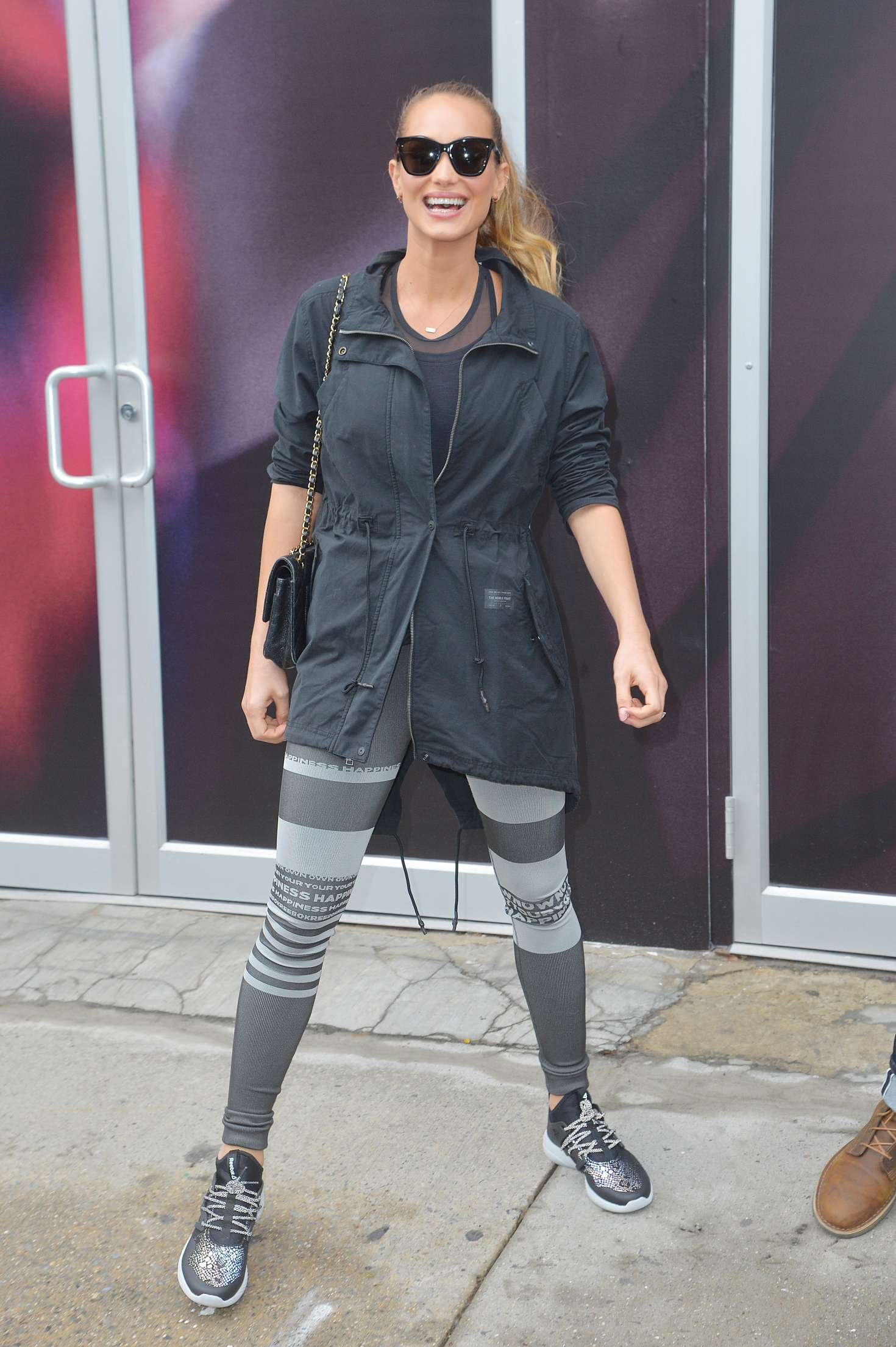 Hannah Davis out and about in New York   Hannah-Davis-out-and-about-in-New-York--08
