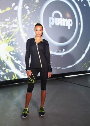 Hannah Davis - Reebok Launches The Revolutionary New ZPump Fusion in NYC