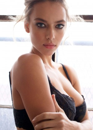 Hannah Ferguson by Max Pandieck Photoshoot for All My Friends Are Models