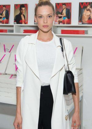 Hannah Ferguson - Caroline Vreeland and Steve Madden Campaign Launch With V Magazine in NY