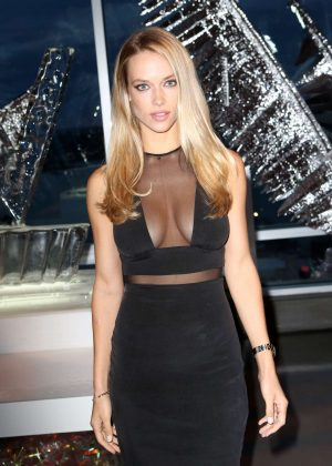 Hannah Ferguson - Celebrate The Opening Of W Dubai Party in NYC