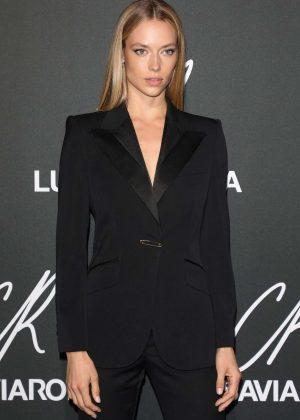 Hannah Ferguson - CR Fashion Book x Luisasaviaroma: Photocall in Paris