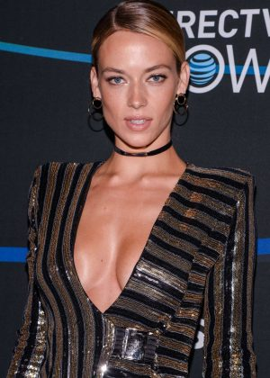Hannah Ferguson - DIRECTV NOW Super Saturday Night Concert in Houston