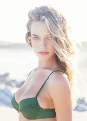 Hannah Ferguson: Tori Praver Swimwear 2016 -27