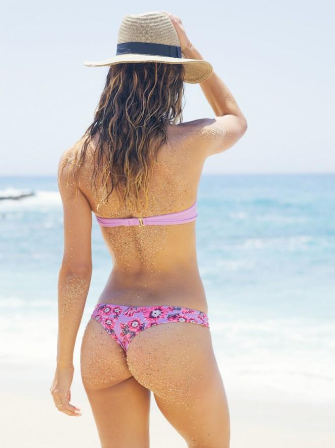 Hannah Ferguson: Tori Praver Swimwear 2016 -29